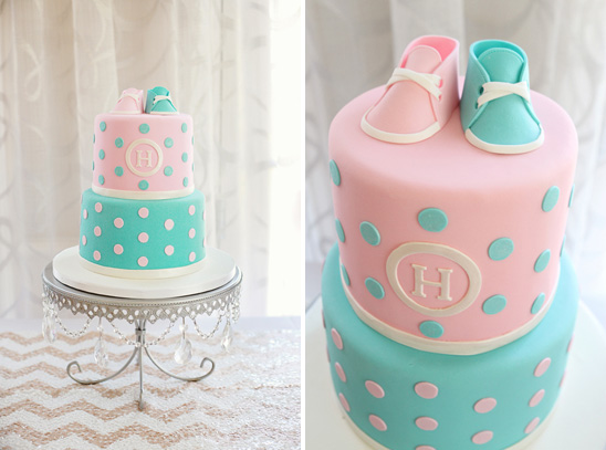 Gender Reveal Cakes Baby Shower Ideas Candy Bar Sydney
