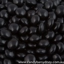 Black Chocolate Buttons 1kg - Wizard