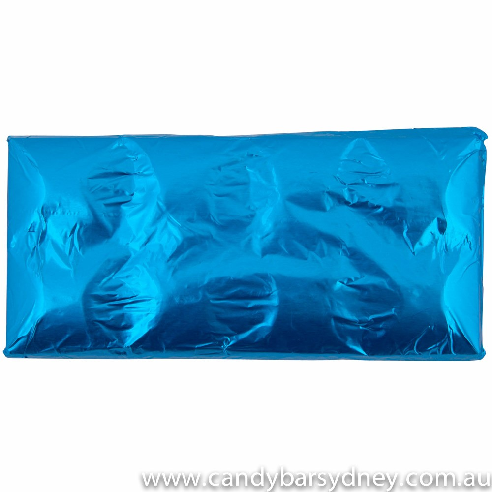 Blue Foil Wrapped Bars 10pk in Cadbury Chocolate