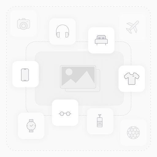 Crystal Clear Heart Latex Balloons 36cm
