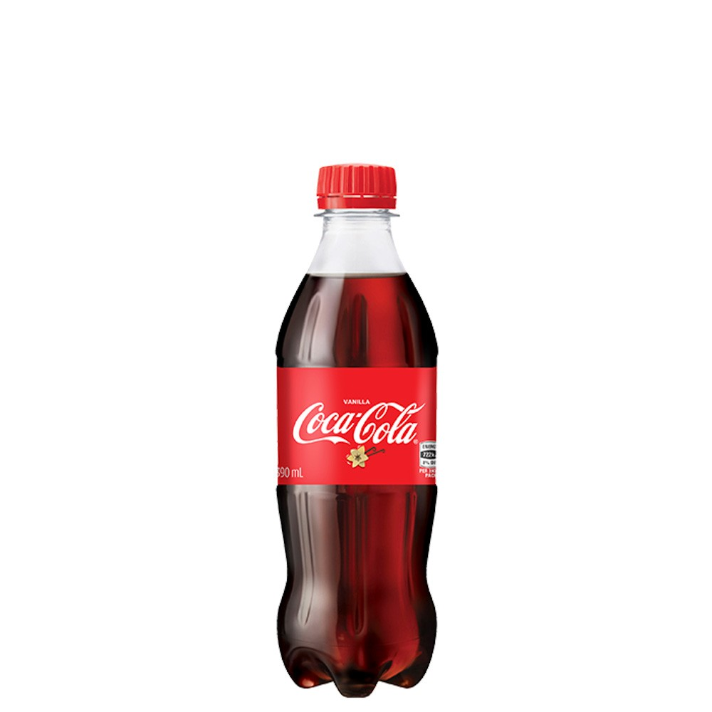 Vanilla Coca Cola 390ml