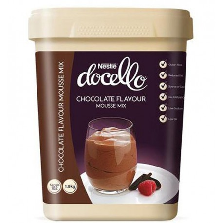 Nestle Docello Chocolate Mousse Mix