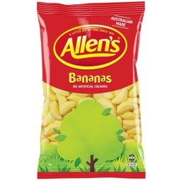 Allen's Candy Banana Lollies 1kg
