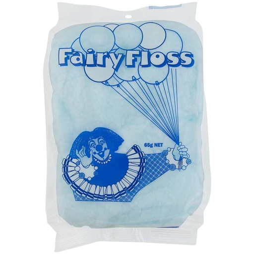 Blue Fairy Floss 65g