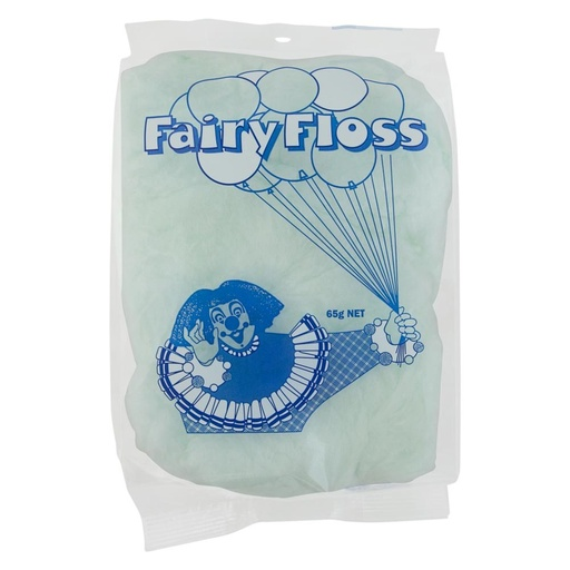 Green Fairy Floss 65g