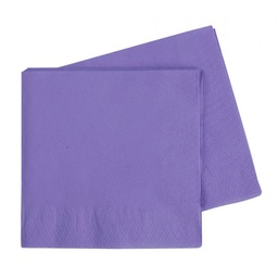 Lilac Lunch Napkins 40 pack