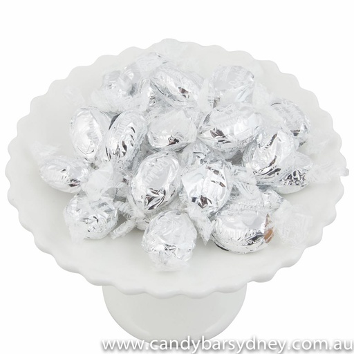 Silver Wrapped Toffees 1kg