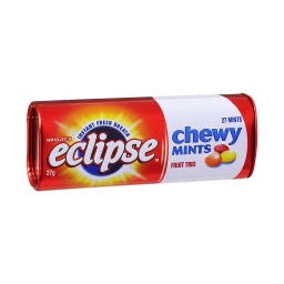 Eclipse Fruit Trio Chewy Mints 27g