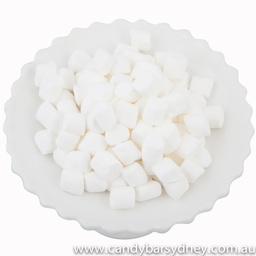 Mini White Marshmallows 1kg