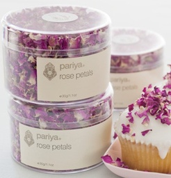 Edible Rose Petals 25g - Pariya