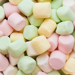 Mini Multicoloured Marshmallows 200g