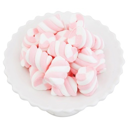 Pink Twist Marshmallows 1kg