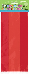 Red Cello Bag 30 pack - Meteor