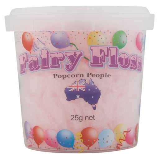 Pink Fairy Floss Tub 25g