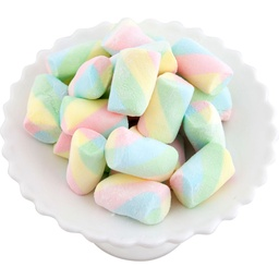 Rainbow Swirl Marshmallows 1kg