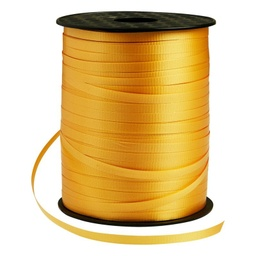 Gold Balloon Curling Ribbon