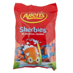 Allen's Sherbies Bag 850g