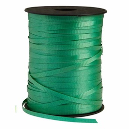 Green Balloon Curling Ribbon