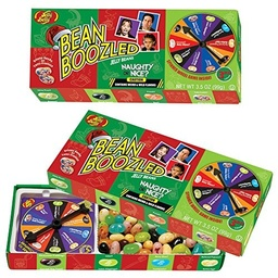 Jelly Belly Bean Boozled Naughty or Nice Spinner 100g