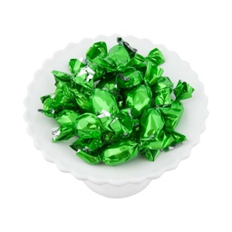 Green Wrapped Toffees 1kg