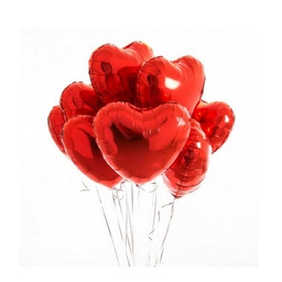 Assorted Love Pastel Balloons 30cm