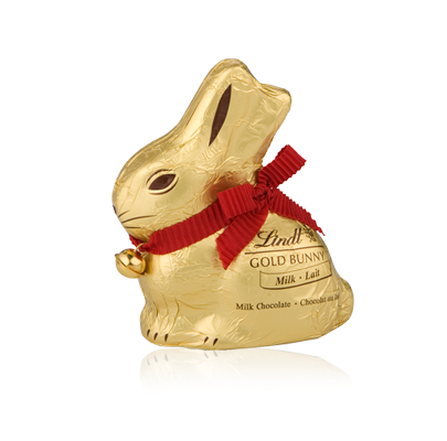 Lindt Gold Easter Bunny - Milk Chocolate 50g