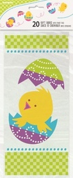 Easter Chick Cello Bags