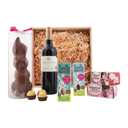 Deluxe Easter Bunny Easter Hamper - Pepper Tree