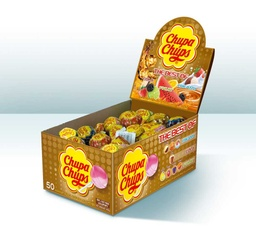 The Best of Chupa Chups 50 Pack