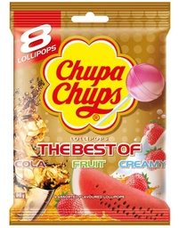 Chupa Chups Best of Bag 8 Pack