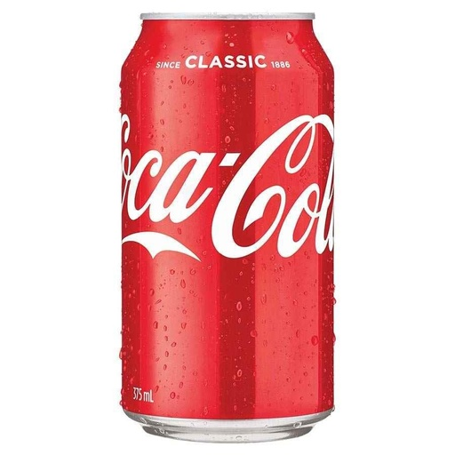 Coca Cola Can 375ml