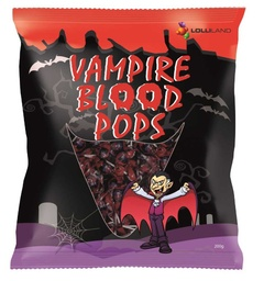 Vampire Blood Pops 200g