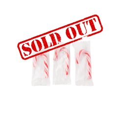Mini Candy Canes 25 pack - 100g