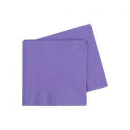 Lilac Cocktail Napkins 40pk