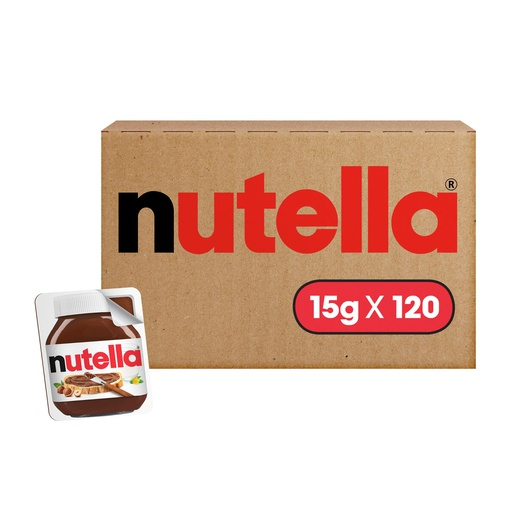 Nutella T120 Bulk Pack 15g