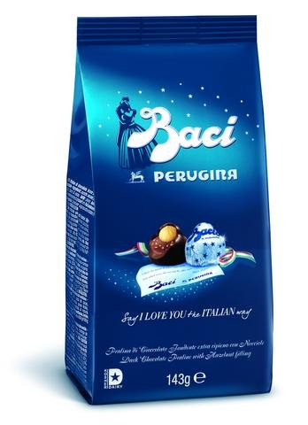 Baci Premium Bag Dark Chocolate 125g