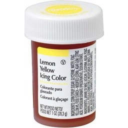 Wilton Lemon Yellow Icing Colour