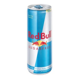 Red Bull Sugar Free Can 250ml Case