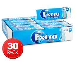 Extra Peppermint 10 Piece Bulk Pack
