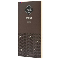 Michel Cluizel Ivoire 28% White Chocolate Bar 70g