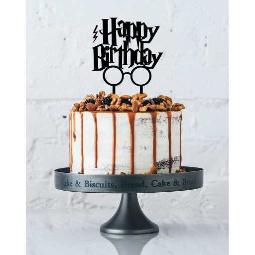 Harry Potter Birthday Cake Topper