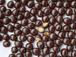 Valrhona 55% Dark Chocolate Crunchy Pearls