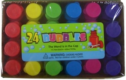 Assorted Party Bubbles 24 Pack