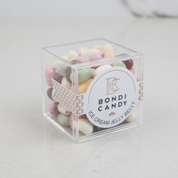 Ice Cream Jelly Belly Candy Cube