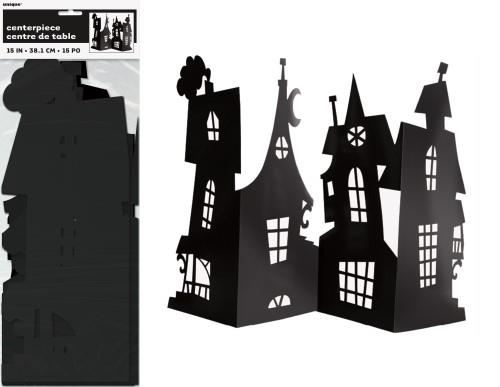 Haunted House 3D Centrepiece
