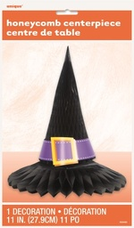Witches Hat Honeycomb Centrepiece