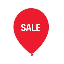 Red Sale Latex Balloon 30cm