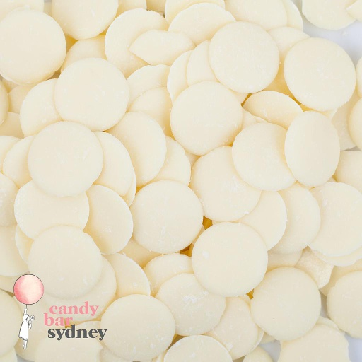 Nestle Snowcap Compound White Chocolate Buttons