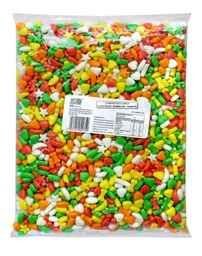 Rainbow Stars Compressed Candy 1kg