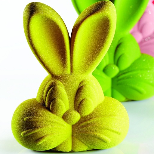 Pavoni Roger Easter Bunny Chocolate Thermoformed Mould